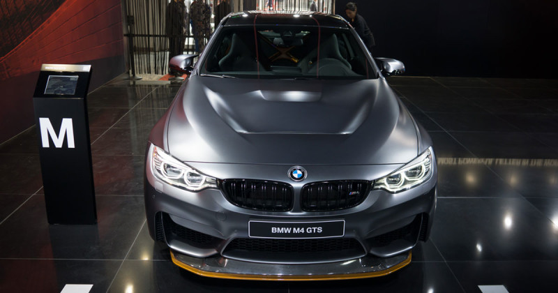 This Beauty is a Beast: The BMW M4 GTS