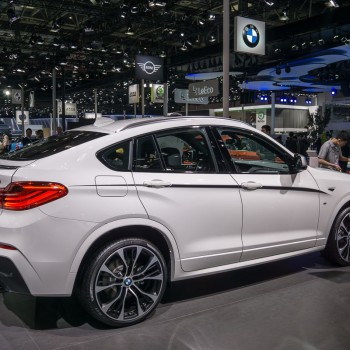 BMW X4 M40i feiert Asien-Premiere in China