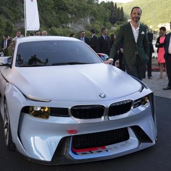 BMW 2002 Hommage - Live-Photos from 2016 Concorso d'Eleganza Villa d'Este