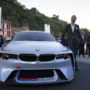 BMW 2002 Hommage - Live-Bilder vom Concorso d'Eleganza Villa d'Este 2016