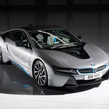 BMW i8 Individual Colors  - Frozen Grey