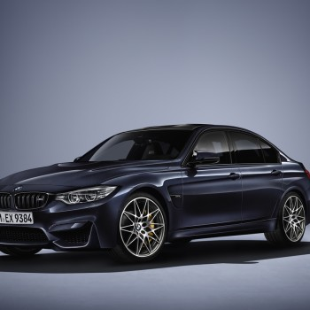 "BMW ""30 years M3"" Edition - front"