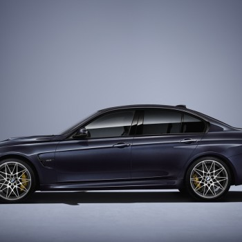"BMW ""30 years M3"" Edition - side"