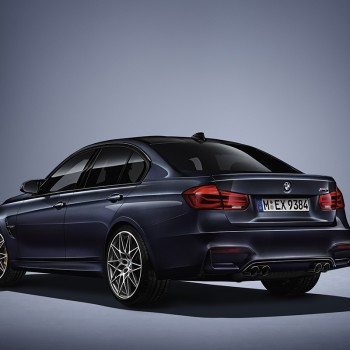 "BMW ""30 years M3"" Edition - Rear"