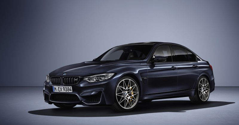 30 Years M3 – BMW celebrates the 30th anniversary of BMW M3 with special edition