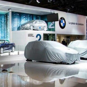 BMW Messe Paris 2014