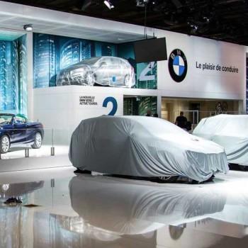 BMW Messe Paris 2014