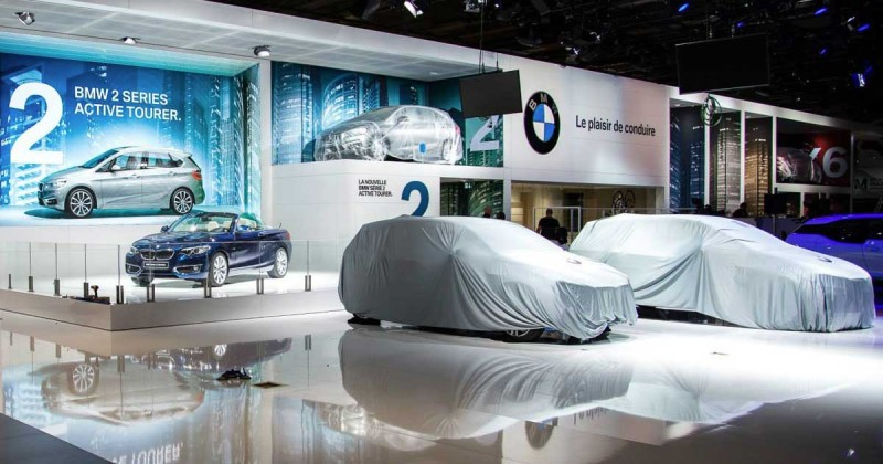 Follow the BMW Press Conference at the 2016 Paris Motor Show, live