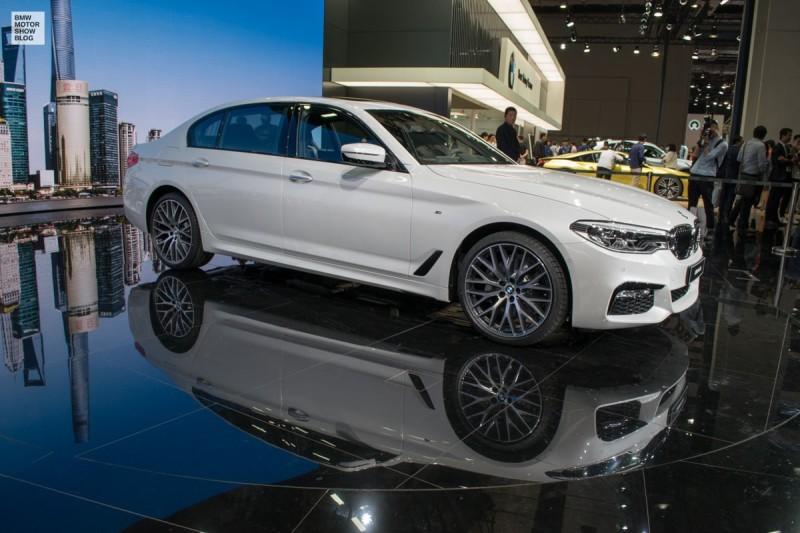 BMW 5er Limousine mit langem Radstand - China