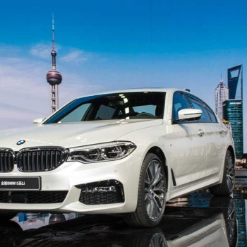 BMW 5 Series Sedan Long Wheelbase for China
