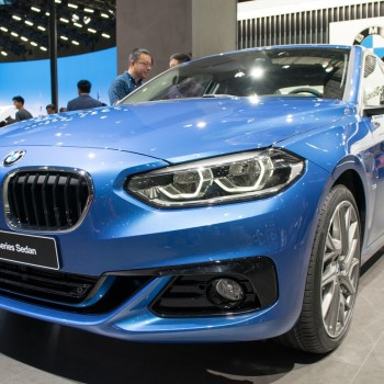 BMW 1 Series Sedan - Shanghai