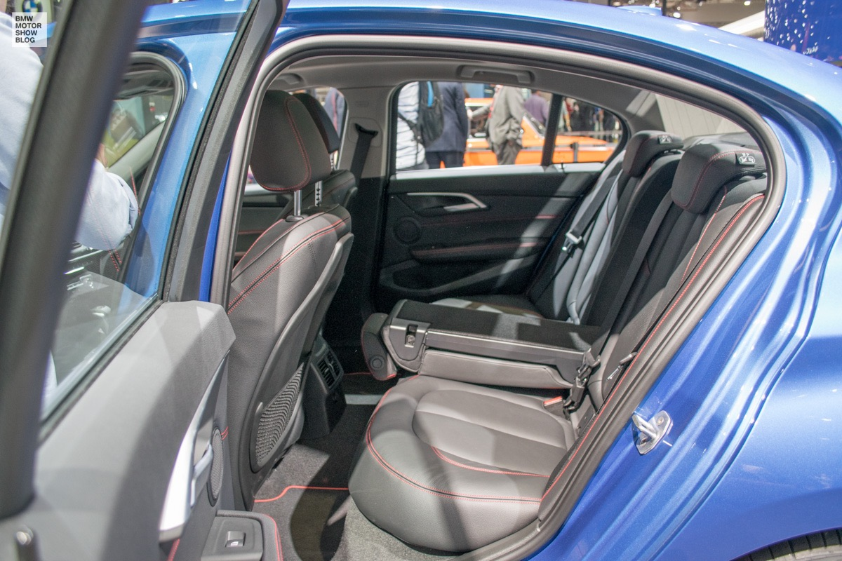 BMW 1er Limousine - Auto Shanghai, 2017