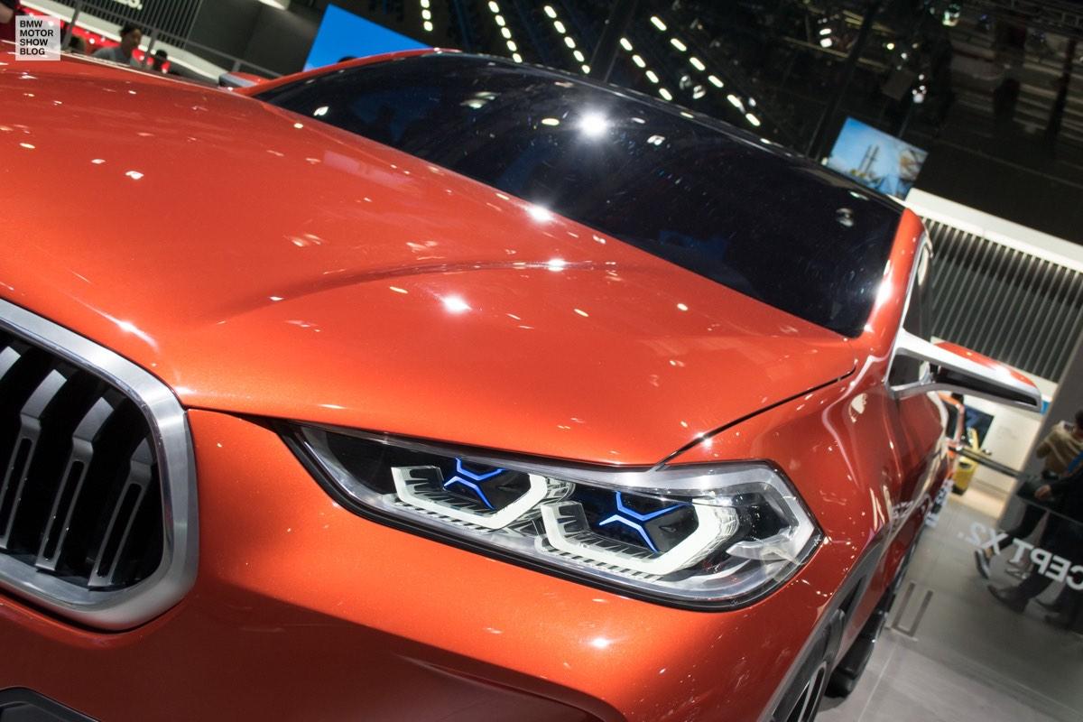 BMW Concept X2 - Shanghai, 2017