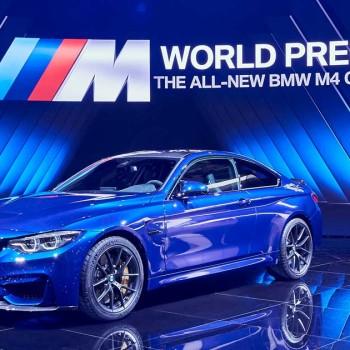 BMW M4 CS - Premiere