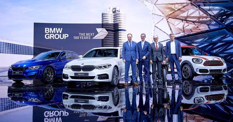 BMW in China – Zusammenfassung der Pressekonferenz in Shanghai