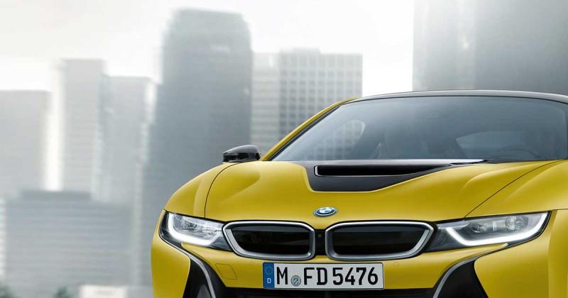 BMW at the Auto Shanghai 2017