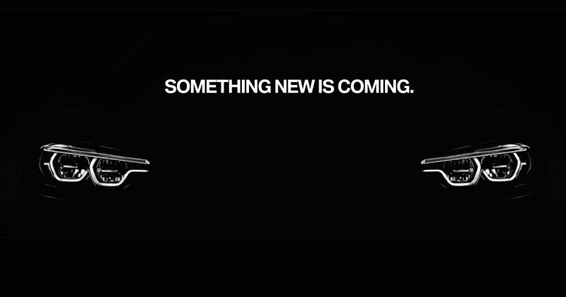 BMW teases new car ahead of Auto Shanghai Motor Show