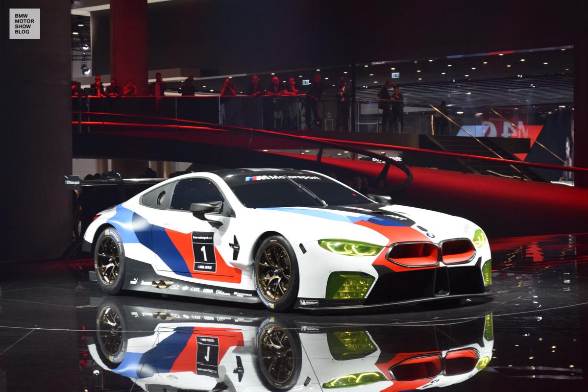 Bmw M8 Gte Iaa 2017 3 Motor Show Blog