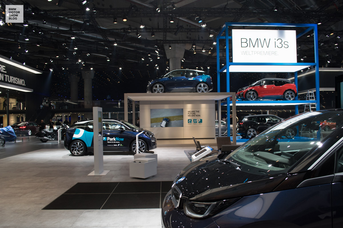 2017 - (Allemagne) Salon de Francfort / IAA Motor Show - Page 3 BMW-Messestand-IAA-2017-BMW-i-9