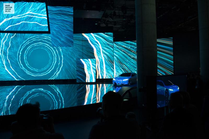 BMW Pressekonferenz auf der IAA: Klares Bekenntnis zur E-Mobilität