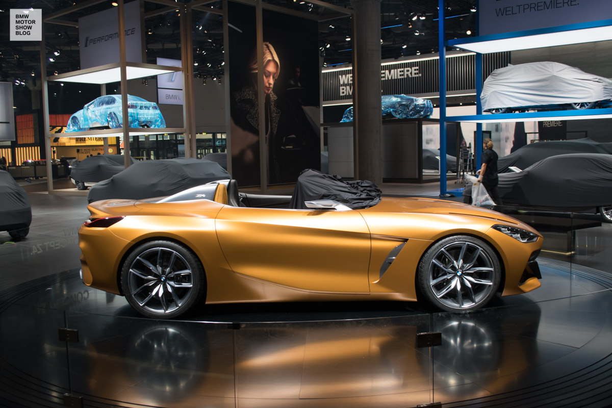 2017 - (Allemagne) Salon de Francfort / IAA Motor Show - Page 3 BMW-Z4-Concept-IAA-2017-Roadster-10