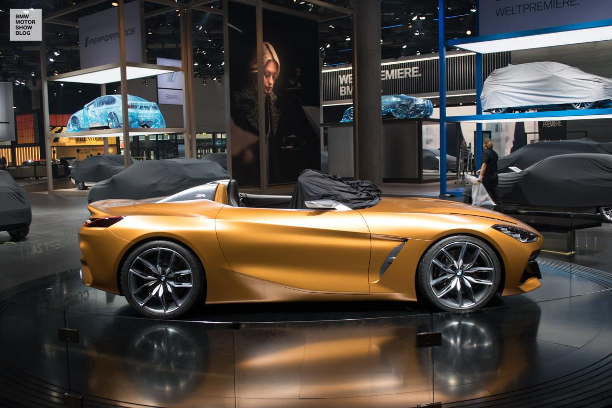 Bmw Z4 Concept Iaa 2017 Roadster 10 Motor Show Blog