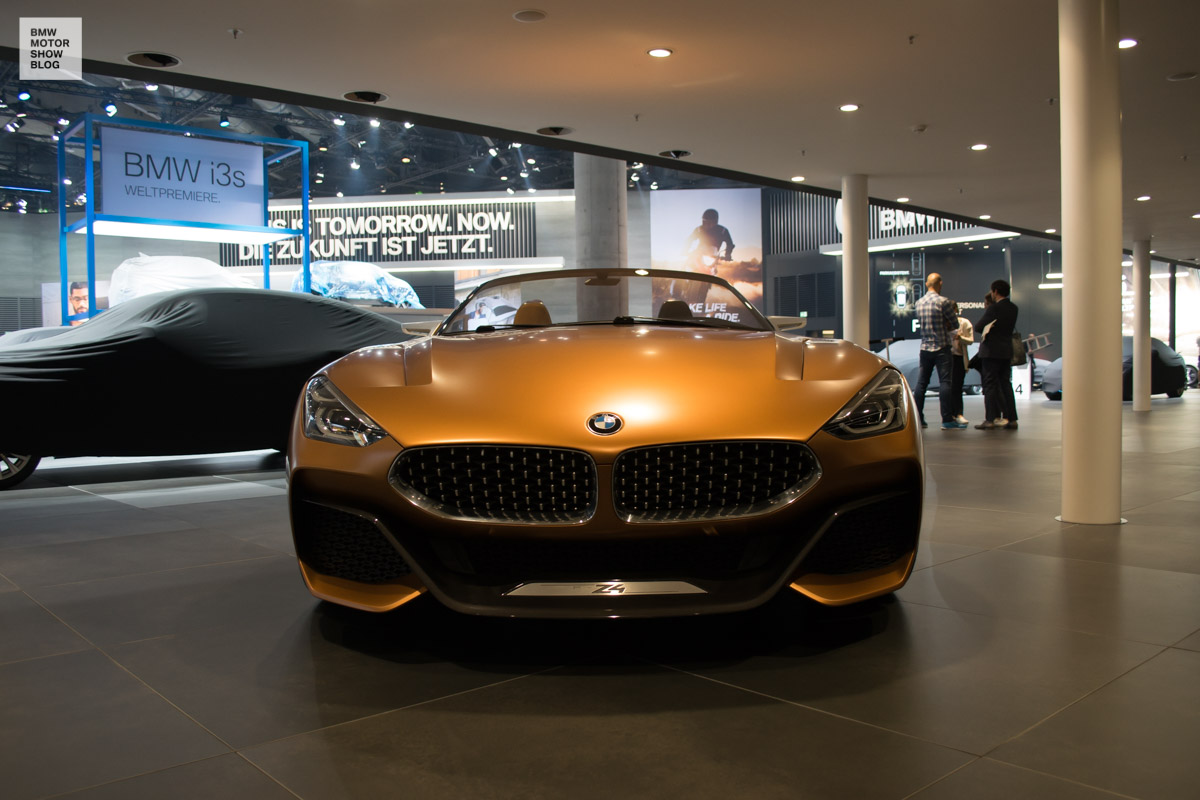 2017 - (Allemagne) Salon de Francfort / IAA Motor Show - Page 3 BMW-Z4-Concept-IAA-2017-Roadster-6