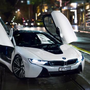 BMW auf der IAA 2017 - Bild: Tom Fraser