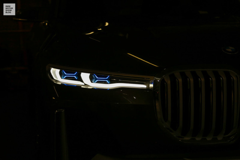 BMW at the IAA Cars - Preview - Loading in Munich
