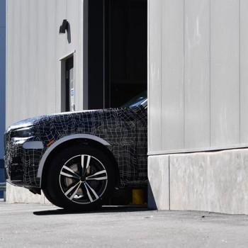 BMW X7 - Vorserie läuft an