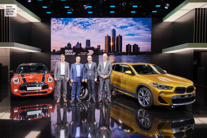BMW press conference at 2018 NAIAS: key-moments & quotes