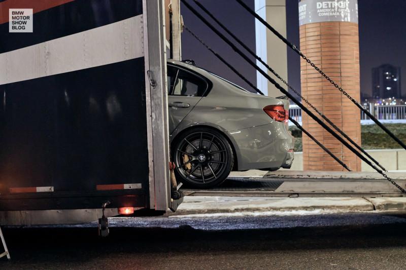 BMW at 2018 NAIAS