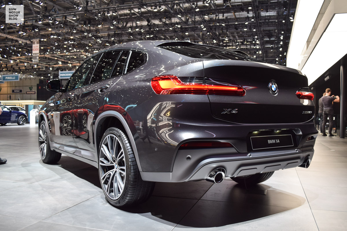 bmw x4 xdrive30i m sport x genf 2 motor show blog. Black Bedroom Furniture Sets. Home Design Ideas