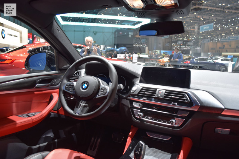 Bmw X4 Xdrive30i First Live Pictures From Geneva