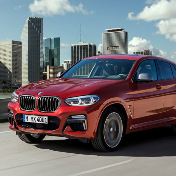 BMW X4 - Weltpremiere in Genf
